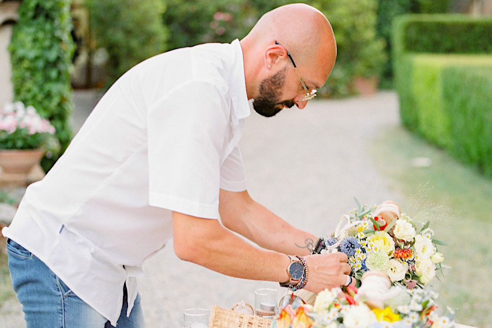 Calabria style, le nozze rustiche si vestono di seducente tradizione