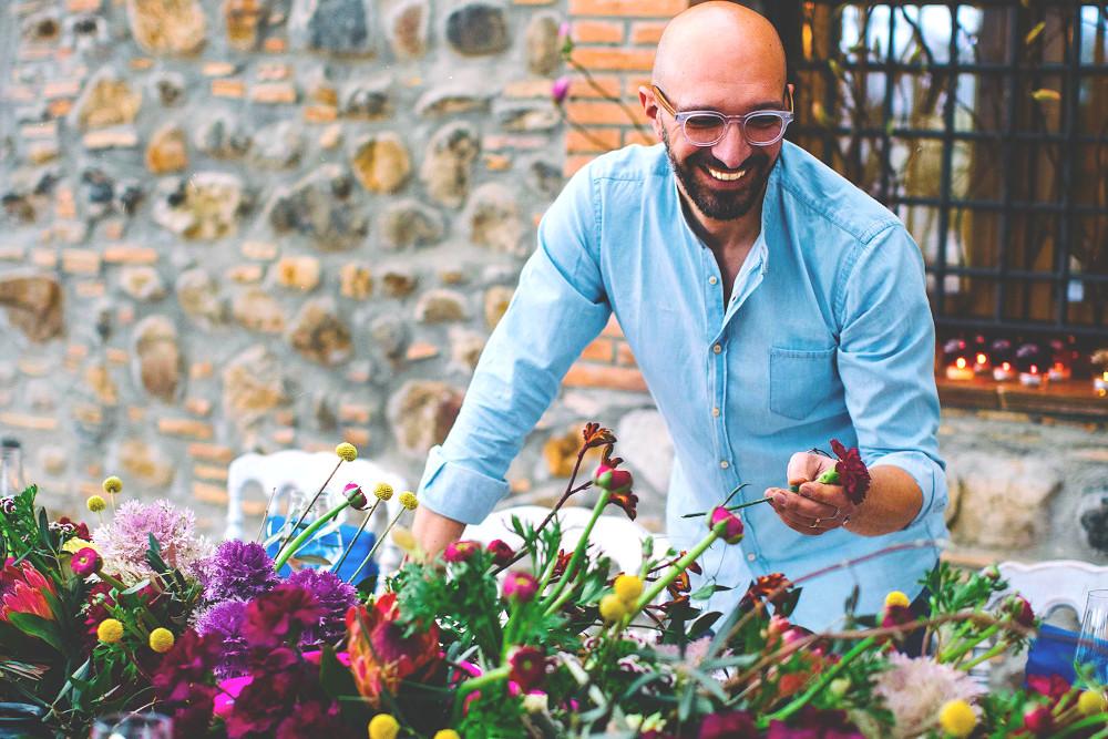 Matrimonio ispirazione Frida Khalo - Il fiore e l'anima