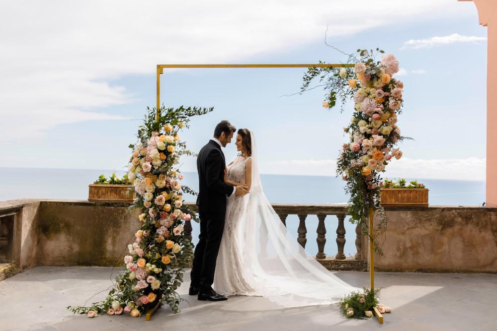 A Positano il matrimonio diventa un incanto eterno