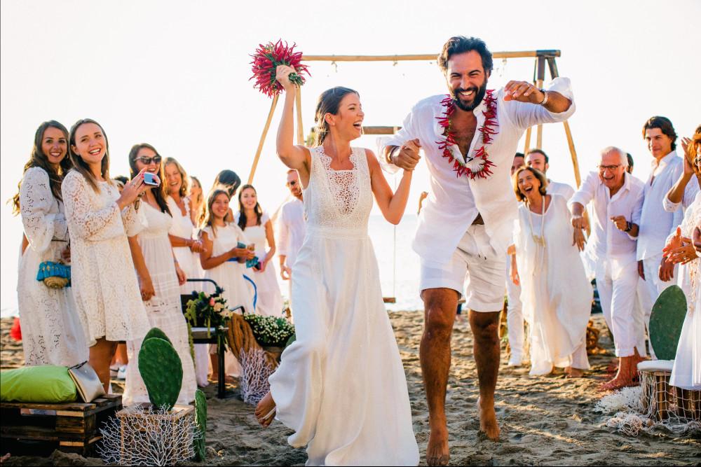 Matrimonio all'alba, una favola per tutta la vita